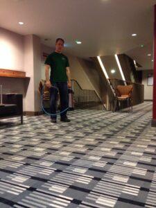 Commercial Carpet cleaning in Cheltenham