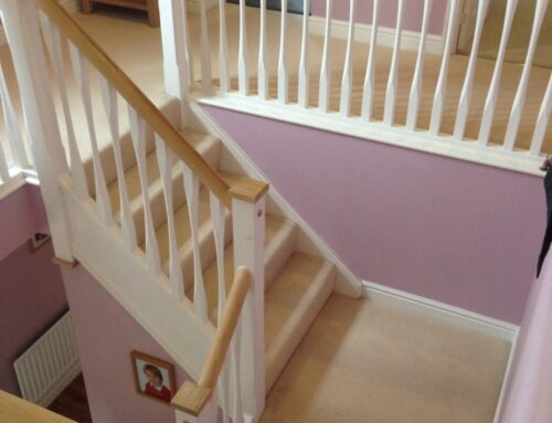 Professional carpet cleaning in Cirencester